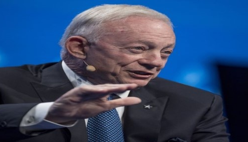 Cowboys Owner Jerry Jones Says He's Hunting for More Gas Assets